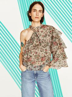You Can Pretend It's Spring With Zara's New Arrivals+#refinery29