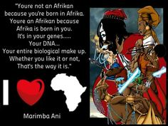Pan Africanism know ur history…
