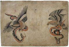 Eagle Tattoos, Old Tattoos, Celtic Tattoos, Wing Tattoos, Traditional Eagle Tattoo, Traditional Flash, Antique Tattoo, Vintage Tattoo Design, Chest Piece Tattoos