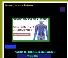 Sintomas Neuropatia Diabetica 194717 - Aprenda como vencer la diabetes y recuperar su salud.