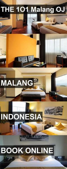 Hotel THE 1O1 Malang OJ in Malang, Indonesia. For more information, photos, reviews and best prices please follow the link. #Indonesia #Malang #travel #vacation #hotel