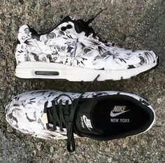 AirMax + Flowers