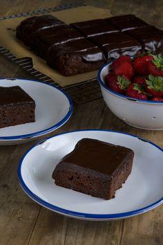 Gluten Free Chocolate Zucchini Cake - Gluten-Free on a Shoestring