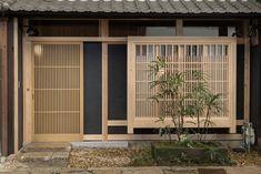 Japanese Home Design, Japanese Style House, Traditional Japanese House, Japan Architecture, Architecture Building Design, Building Facade, Cafe Exterior, Interior Exterior, Muji Home