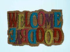 Bienvenidos a OH! MI Casa www.ohmicasa.com  #felpudo @ohmicasa #bienvenidos #decoración