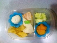 American Bento for Kids Lunch