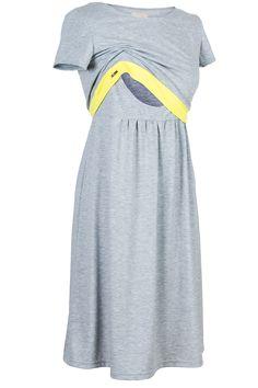 Sommerliches Kleid für entspannte Stillmomente
