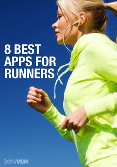 Here are some of Skinny Mom's picks for the top apps for runners.