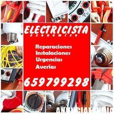 ELECTRICISTA ECONOMICO en Madrid Madrid - Anuncialandia