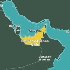 Dubai Easyvoyage Voyage Travel Map Carte Trip Holiday