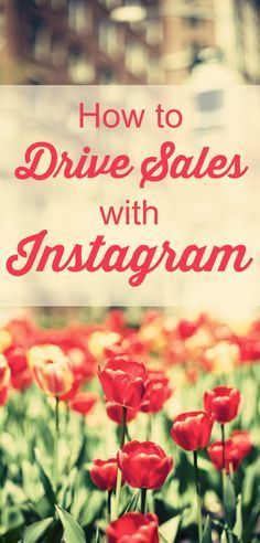Wow, great advice from a handmade seller who uses Instagram to generate almost all of her business.  I've gotta start using Instagram more for my business!  Tips on loop giveaways, tools to use, how to sell directly on the site, and much more.  How to Drive Sales with Instagram | brilliantbusinessmoms.com/79