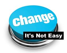 Leading Through Change: Persistence and change agents are vital!