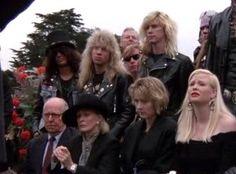 Guns 'N' Roses in The Dead Pool