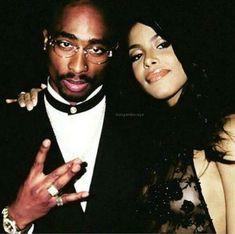 Tupac Shakur and Aliyah