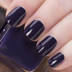 #RGBcosmetics #Plum • #NailedBy @beautylish • http://www.beautylish.com/s/rgb-nail-polish-plum
