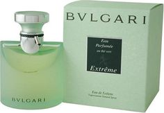 Bvlgari Extreme By Bvlgari For Women. Eau De Toilette Spray 3.4 Ounces