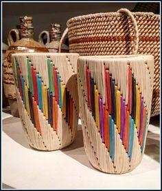 Resultado de imagen para artesanía venezolana. cestas