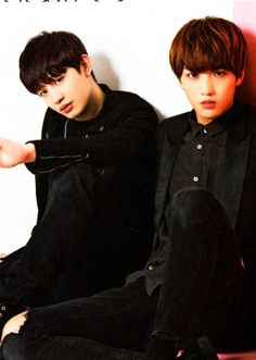 Nylon Japan scan - UP10TION © JINHOO_WORLD #Jinhoo #Sunyoul