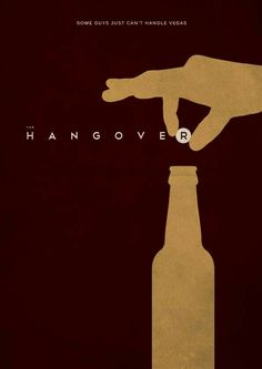 The Hangover ~ Minimal Movie Poster Best Movie Posters, Classic Movie Posters, Minimal Movie Posters, Minimal Poster, Movie Poster Art, Cool Posters, Hand Illustration, Film Poster Design, Poster Layout