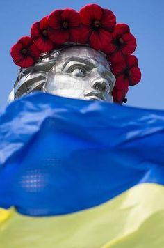 Mother Motherland, Kiev.