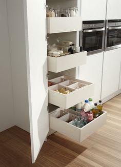 Diseño de cocinas ergonómicas | Acana Interiorismo