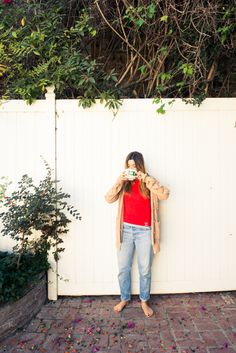 Because she offered us tea the moment we walked into the door of her Hollywood Hills home. http://www.thecoveteur.com/jamie-schnieder-stylist/