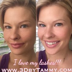 Introducing Younique's 3D Fiber Lash Mascara Plus! Who says you can't improve on perfection? Check it out, you won't be disappointed! www.3dbytammy.com