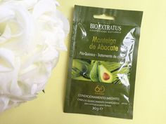 Manteiga De Abacate Bio Extratus Tratamento De Choque Pos Quimica
