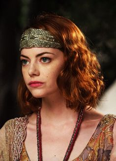 Emma Stone in 'Magic in the Moonlight' (2014).