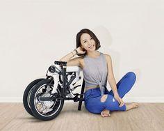 Xiao Mi qi cycle