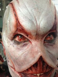 Eyeworks for Film - Halloween fx makeup