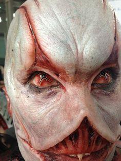 Eyeworks for Film - Halloween fx makeup