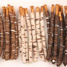 mini pretzel sticks
