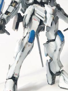 Gundam Bael, Orphan, Iron, Steel
