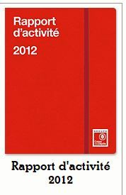 """TOP/COM Grand Prix ARGENT Section #Edition  Catégorie Rapport Annuel  Entreprise ou Organisme Non Coté Caisse des dépôts et consignations - Publicis Consultants """"Rapport Annuel"""""""