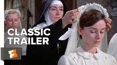The Nun's Story (1959) Official Trailer - Audrey Hepburn, Peter Finch Mo...