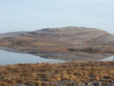 Photo of Mullaghmore, part of Burren National Park.