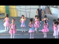 Aula de Ballet 2012