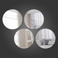 Espelho Decorativo Círculos
