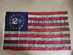 2nd Amendment Flag 2nd Amendment, Gifts For Dad, Flag, Dad Gifts, Science, Flags