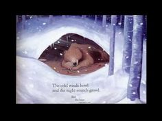 Bear Snores On book read by 4 children  6:14 min.  (very sweet)