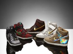 Nike's City-Inspired Dunks Are the Kicks We Want Right Now