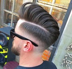 The drop fade haircut is a modern version of the popular classic fade. Just like the name implies, the drop fade haircut is cut low behind the ears, Great Haircuts, Stylish Haircuts, Modern Haircuts, Popular Haircuts, Haircuts For Men, Medium Haircuts, Medium Hairstyles, Hairstyles Haircuts, Mens Hairstyles With Beard