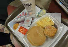 NOOOOOO......I love Hotcakes!!!! :) Big Breakfast With Hotcakes (1,150 calories). - Provided by Business Insider