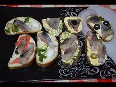 Бутерброды с селедкой на праздничный стол. Большой выбор рецептов  | Народные знания от Кравченко Анатолия