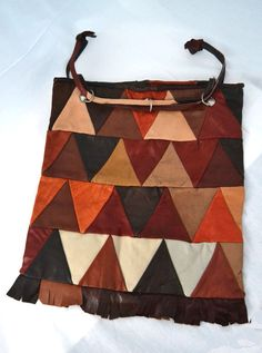 Vintage Mid Century 1960s Leather by MorningGloryModerne on Etsy, $24.99