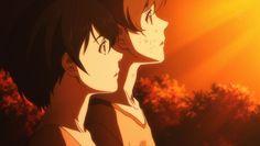 Zankyou no Terror  Mishima  Lisa  and Twelve