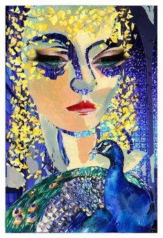 """Goldilocks"" by jojona-1 ❤ liked on Polyvore featuring art"