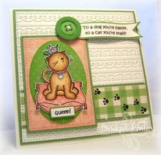 Family....or Staff??? by bfinlay - Cards and Paper Crafts at Splitcoaststampers