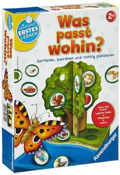 Ravensburger 24720 - Was passt wohin?: Amazon.de: Spielzeug